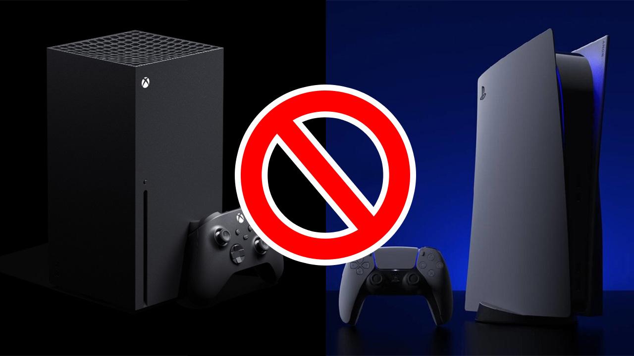 ¿Cuándo habrá stock de PS5 y Xbox Series X?